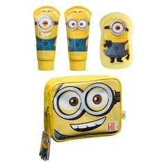 Minion Despicable Me Wash Bag Set £4.99 @ B&M.