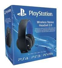 Sony Playstation Wireless Stereo Headset £64.99 @ Argos
