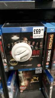 The Sopranos - Blu Ray box set £69.99 @ HMV
