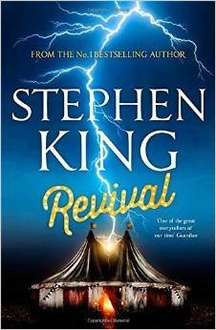 Revival by Stephen King (Hardcover) £9 @ Amazon  (free delivery £10 spend/prime)
