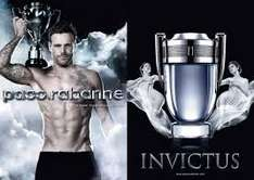 Paco Rabanne Invictus Eau De Toilette 50ml Gift Set @ FEEL UNIQUE Only 29.88  with code MERRY10