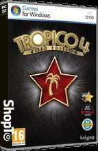 Tropico 4: Gold Edition for £3.85 delivered @ Shopto.net