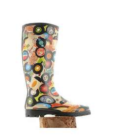 Peter Storm men's wellies £5 (Free C&C or £3.99 P&P) @ Blacks