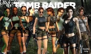 Tomb Raider Sale (Steam) @ Gamersgate From 50p (Tomb Raider: Legend £1.24 / Tomb Raider: Underworld £1.74)