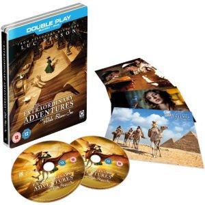 The Extraordinary Adventures Of Adele Blanc. Blu Ray Steelbook. £5.99 at Zavvi.
