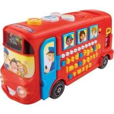 VTech Playtime Bus with Phonics, Argos £12.99 (was £20)