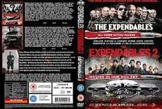 Expendables 1 + 2 DVD £4 with code @ Tesco Free delivery/Click collect