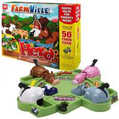 Hasbro Farmville Hungry Hungry Herd Game £8 ( was £19.99) free collect in store @ house of fraser
