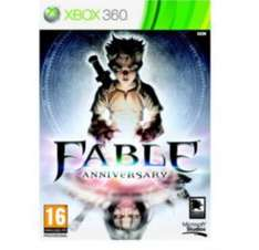 Fable anniversary xbox 360 £7 @ tesco direct