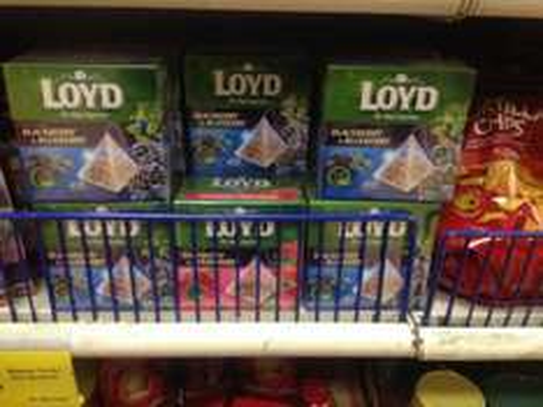 Piramid tea bags £0.99 @ 99p store
