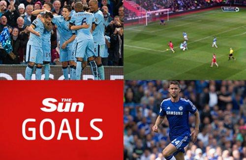 6 Months Free Barclays Premier League Goals - Sun Goals - O2 Cust Only