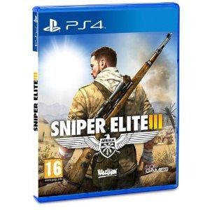 Sniper Elite 3 (PS4) £22.24 Delivered @ Boomerang Via Amazon (Like New/ Will Include DLC)