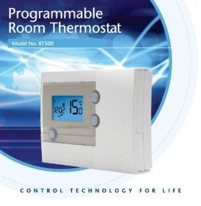 Salus RT500 Programmable Room Thermostat £19.73 @ Amazon