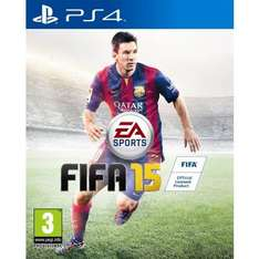 FIFA 15 (PS4) Delivered £34.15 @ The Game Collection