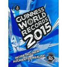 Guiness book of records £5 @ Tesco Direct