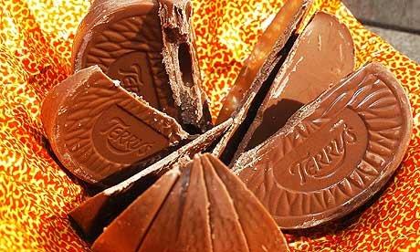 Terrys chocolate Orange £1.00 Asda Living