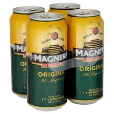 Magners Original 10x440ml cans £5.81 @ Co-op