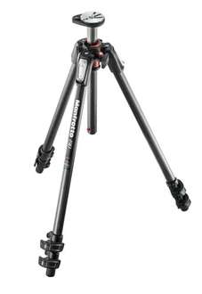 Manfrotto 190 Carbon Fibre 3-section tripod (MT190CXPRO3) £244.38 (usually £344.95) - plus free Manfrotto carbon Monopod and free delivery @ Amazon