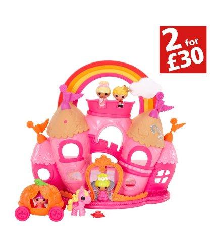 lalaloopsy tinies castle half price £9.99 at Argos