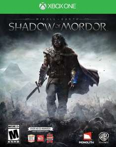 Middle Earth: Shadows of Mordor  - Xbox One £28 @ Tesco direct