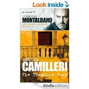 The Treasure Hunt -Inspector Montalbano Book 16 on Kindle for £1.29 @ Amazon