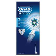 oral b pro 2000 electric toothbrush   £30 @ Wilko