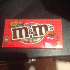 Peanut Butter M&M's £1 Instore at B&M's