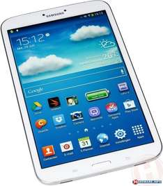 """Samsung Galaxy Tab 3 8"""" 16GB Tablet  = £99 delivered free (Next Day Delivery) @ O2"""