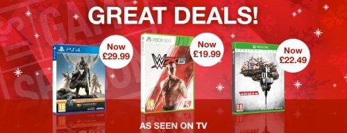 Destiny Vanguard Edition PS4 & XBOX ONE £29.99 @ Game
