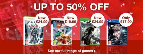 Lego Marvel Hereos Xbox 360 & PS3 £19.99 @ Game