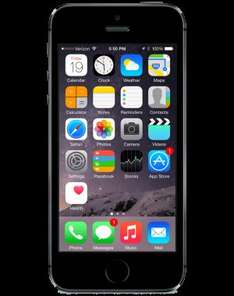 O2 Iphone 5s unlimited minutes, unlimited texts, 5gb data £33 (month) FREE handset @ Mobiles.co.uk