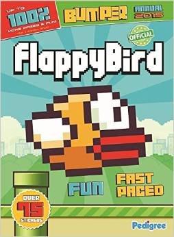 Flappy Birds Bumper Annual £1.00 @ Amazon (free delivery £10 spend/prime)