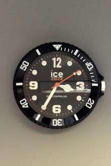 Ice watch wall and travel clocks from £14.99 @ maplin