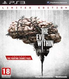The Evil Within Limited Edition - Only at GAME (PS3/X360) £19.99 Delivered @ Game