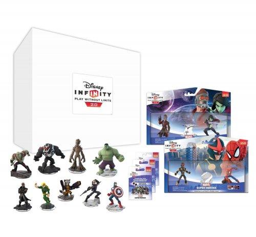 Disney Infinity 2.0 UK Gift Box £114.99 @ Amazon