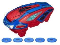 Spider-Man Force Web Blaster £9.99 on Amazon  (free delivery £10 spend/prime)