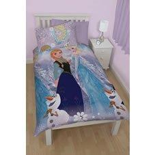Frozen bedding £14.00 only single set Wilko