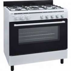 Bush Range Cooker - White. Homebase - £272.94