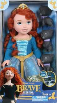 Disney Princess Merida Toddler Doll - Amazon  - £16.74 delivered