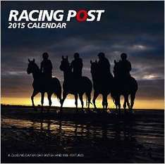 Racing Post Wall Calendar 2015 £7 @ Amazon  (free delivery £10 spend/prime)