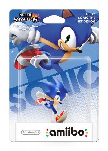 Various Amiibo figures (Sonic, Bowser, Sheik, Toon Link) £10.99 @ Amazon