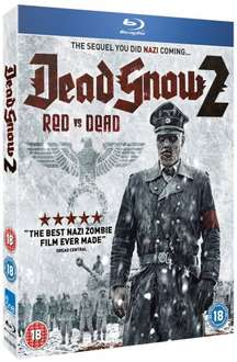 Dead Snow 2: Red vs Dead Blu Ray £10.94 Preorder @ Amazon (or £5.94 with MCARD5OFF)