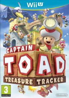 Captain Toad Treasure Tracker on Wii U £29.99 delivered @ ShopTo/eBay