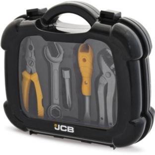 JCB Tool Case for kids £4.99 at Argos