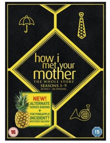 How i met your mother season 1-9 DVD boxset - £46.99 @ zavvi