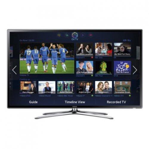 "Samsung 46F6320 46"" Smart WIFI 3D Ready Full 1080P HD Freeview TV *New* £449.00 @ Tesco Ebay"