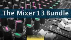 The Mixer 13 Bundle £1.85 @ Indie Royale (9 Steam Games)