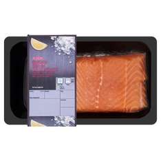 ASDA Boneless Skin On Salmon Fillets PRICE LOCK £2.65 @ Asda