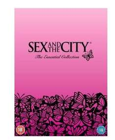 Complete sex and the city DVD boxset £17.99 @ Zavvi (use code WELCOME with a new account to take it down to £16.35).