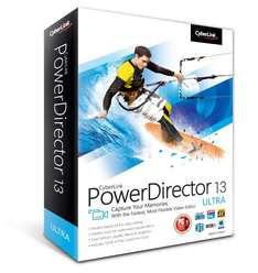 Cyberlink PowerDirector 13 Ultra £46.99 @ Amazon